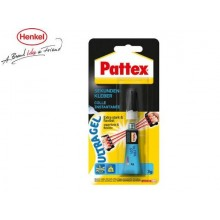 Pattex Sekundenkleber Power Easy GEL, 3 g Tube