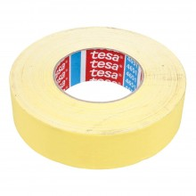 TESA extra Power® Perfect Gewebeband gelb 38 mm x 50 m 1 Rolle